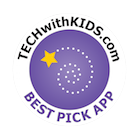 Techwithkids Best Pick Award